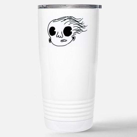 nickguyhair Stainless Steel Travel Mug