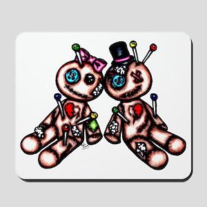 voodoo_doll_love Mousepad