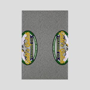 Galts Gulch Trading Co. Flipflops Rectangle Magnet