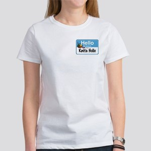 Hello My Name is... Women's T-Shirt