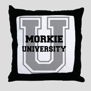 morkieu Throw Pillow
