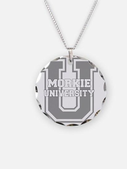 morkieu_black Necklace
