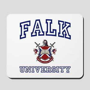 FALK University Mousepad