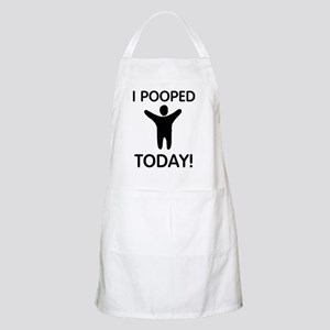 pooped.today Apron