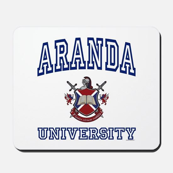 ARANDA University Mousepad