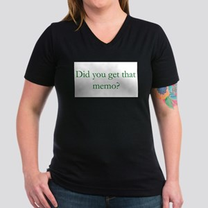 memo womens tshirt