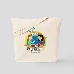 passporter-moms-logo-big Tote Bag