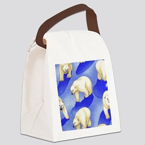 po Canvas Lunch Bag