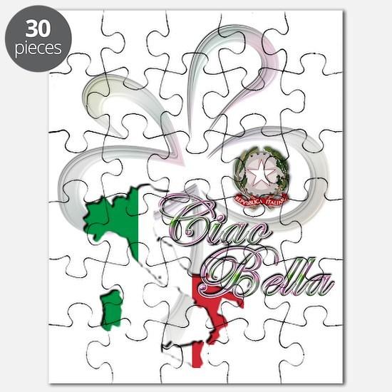 italia ciao bella Puzzle