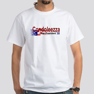 Tancredo For President White T-Shirt