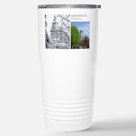 calendar_Stratford_1 Stainless Steel Travel Mug