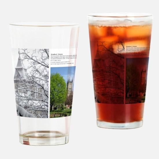 calendar_Stratford_1 Drinking Glass