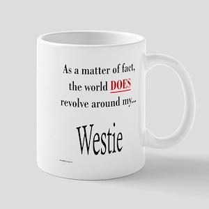Westie World Mug
