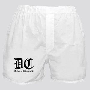 Doctor of Chiro Boxer Shorts