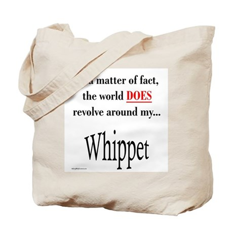 Whippet World Tote Bag