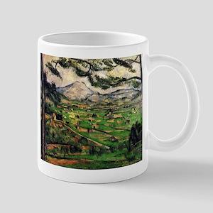 Great pine - Paul Cezanne - c1890 11 oz Ceramic Mu