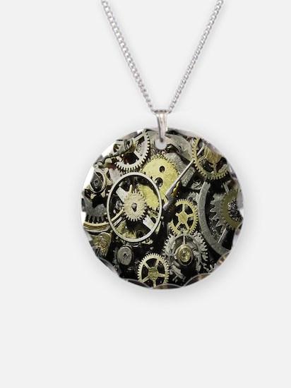 GearsBLANKET Necklace