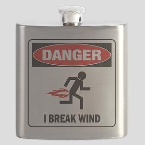 DNG BREAK WING Flask