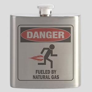 DNG FUEL NAT GAS Flask