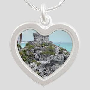 CIMG3177 Silver Heart Necklace