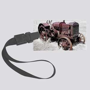 TRACTOR MP Large Luggage Tag