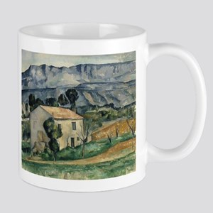 House in Provence - Paul Cezanne - c1885 11 oz Cer