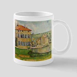 Jas de Bouffan - Paul Cezanne - c1885 11 oz Cerami