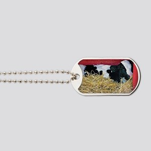 Cow Photo Dog Tags
