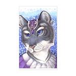 """""""Regal Tigress"""" Sticker"""