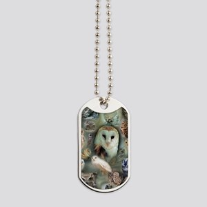 Owls Dog Tags