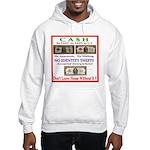 CASH Hooded Sweatshirt