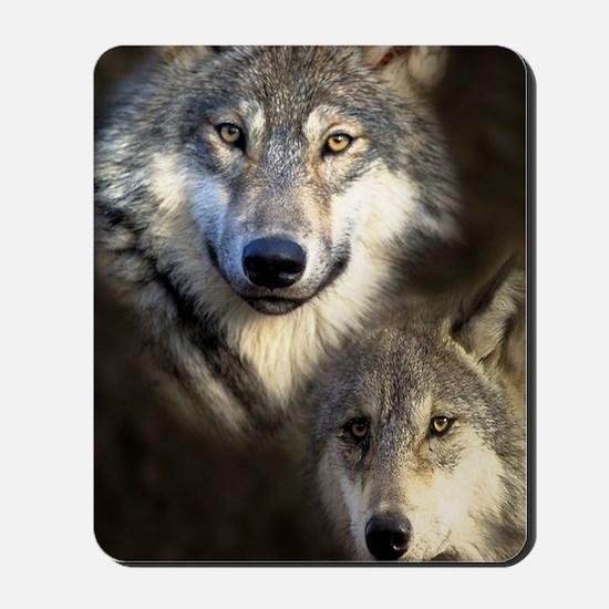 Wolfpack Mousepad