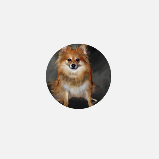 pom Mini Button