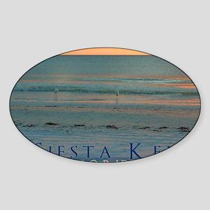 SKpostcard7magnet Sticker (Oval)