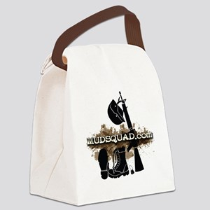 Military Gear Canvas Lunch Bag