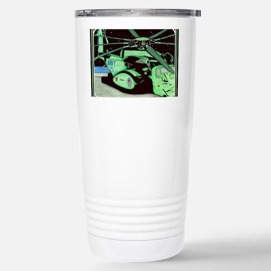 SEAL TEAM SIX Stainless Steel Travel Mug