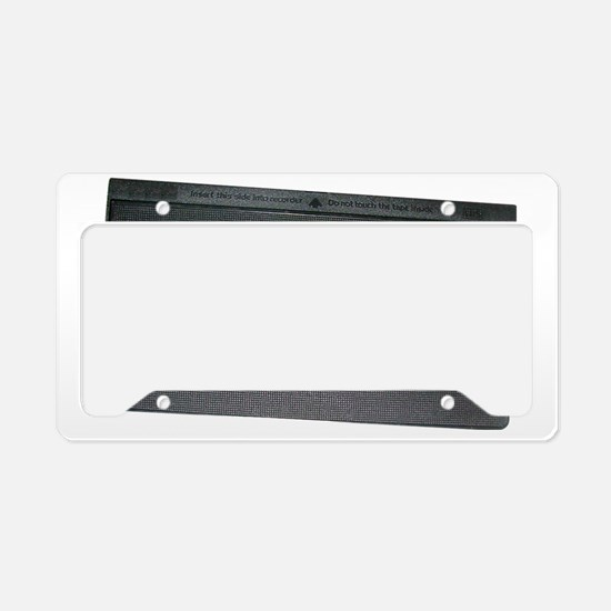 mov_logo License Plate Holder