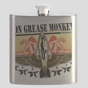 von grease monkey Flask