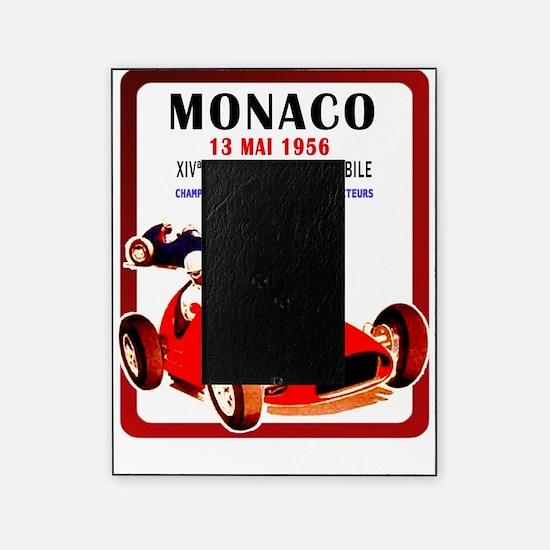 monaco grand prix Picture Frame