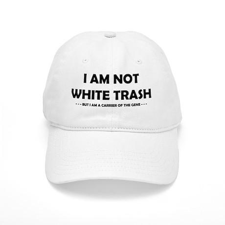 White Trash-1 Cap
