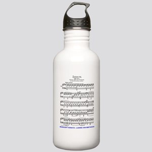 Moonlight-Sonata-Ludwi Stainless Water Bottle 1.0L