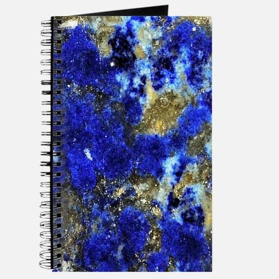 Lazurite-Blue-iPad2 Journal
