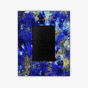 Lazurite-Blue-iPad2 Picture Frame