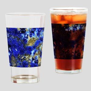 Lazurite-Blue-iPad2 Drinking Glass
