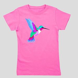 HUMMINGBIRD 2 Girl's Tee