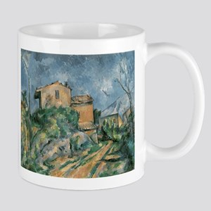 Maison Maria - Paul Cezanne - c1895 11 oz Ceramic