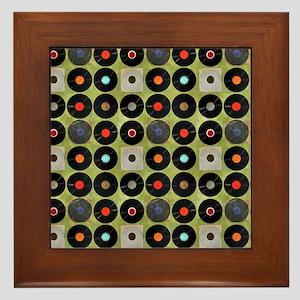 flipflops-6 Framed Tile