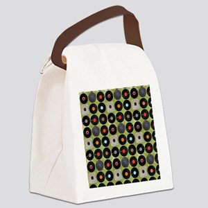 flipflops-6 Canvas Lunch Bag