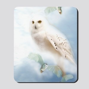 SnowyOwl Mousepad