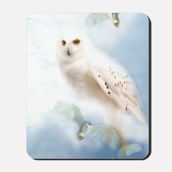 SnowyOwl Mousepad